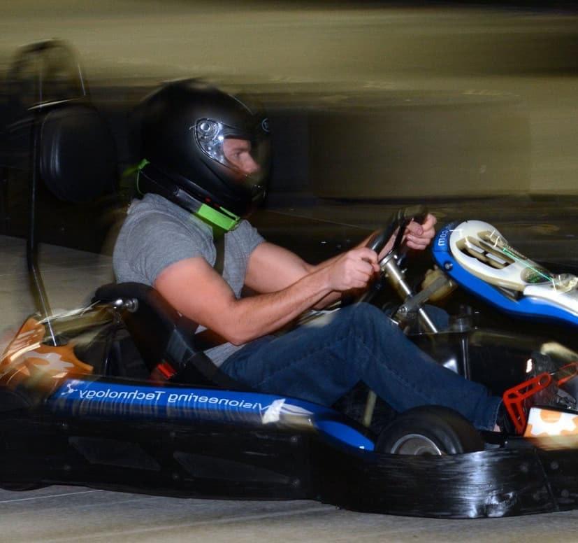 Louisville Racing - Get Stupid Fast at Bluegrass Indoor Karting