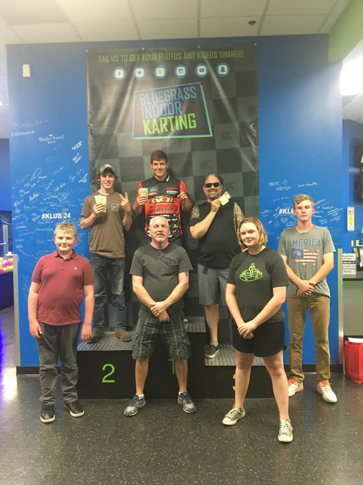 Louisville Racing- Summer League at Bluegrass Indoor Karting