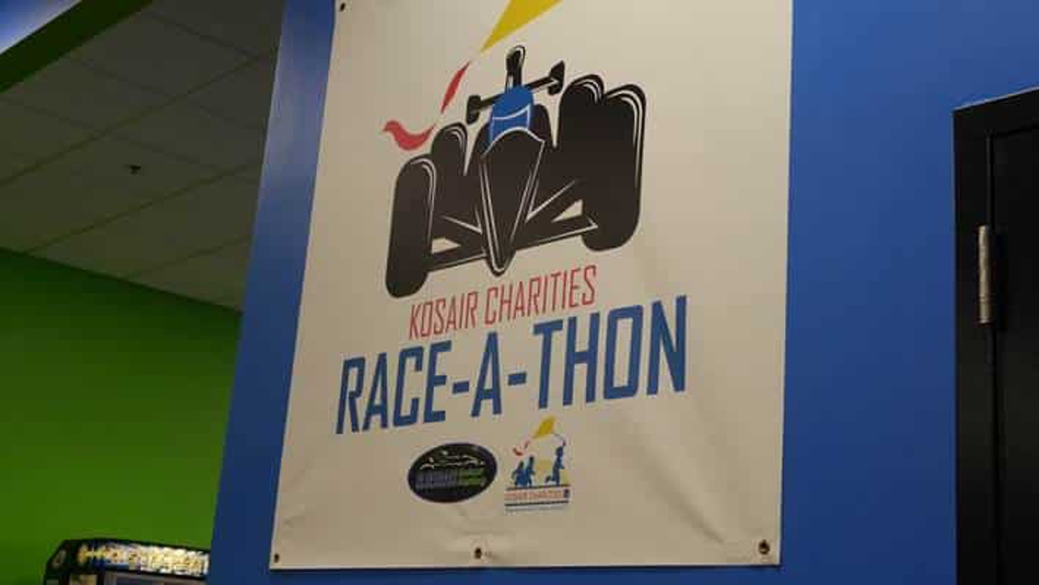 Bluegrass Indoor Karting Kosair Charities Race-a-Thon