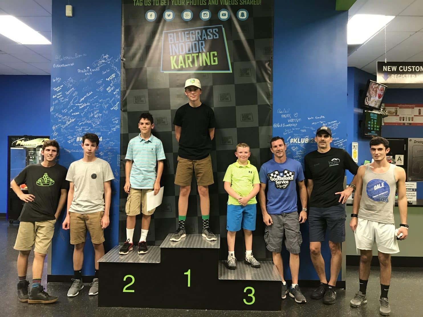 Louisville Racing - Indoor Karting Summer Leagues
